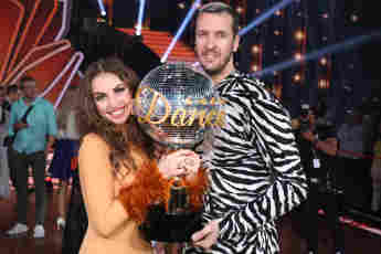 "Pascal Hens und Ekaterina Leonova sind ""Dancing Stars 2019"""