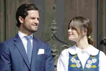 Prinz Carl Philip und Prinzessin Sofia am schwedischen Nationaltag 6. Juni 2019