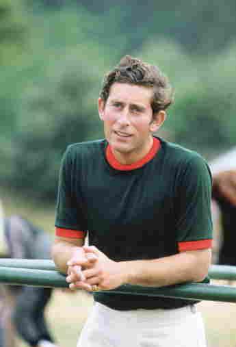Prinz Charles in jungen Jahren