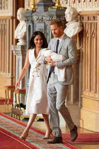 Archie Harrison Prinz Harry Mutter Diana lücke