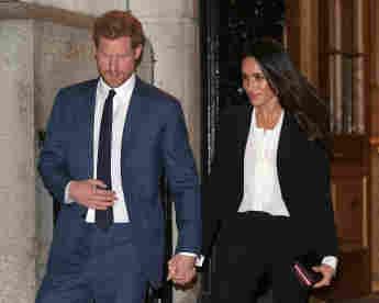 Prinz Harry Meghan Markle Endeavour Fund Awards