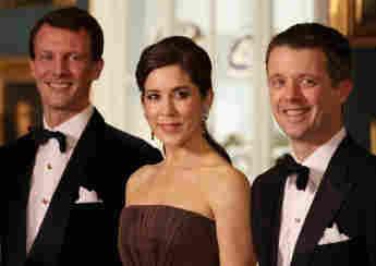 Prinz Joachim Prinzessin Mary Prinz Frederik von Dänemark