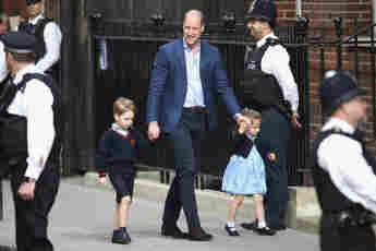 Prinz William Spitzname George Charlotte