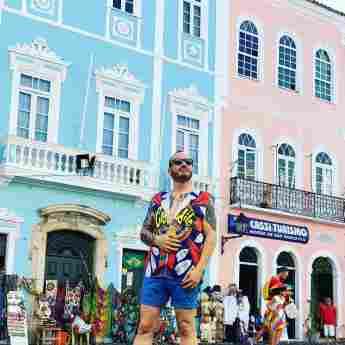 Rainer Pereira Da Silva sieht völlig verändert aus