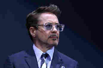 "Robert Downey Jr. bei der Premiere von ""Avengers: Endgame"" in Südkorea am 15. April 2019"