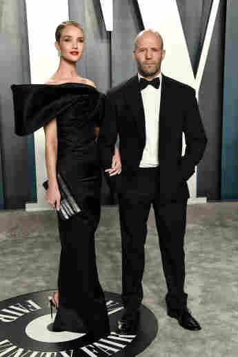 Rosie Huntington-Whiteley und Jason Statham