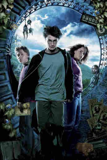 Rupert Grint, Daniel Radcliffe und Emma Watson