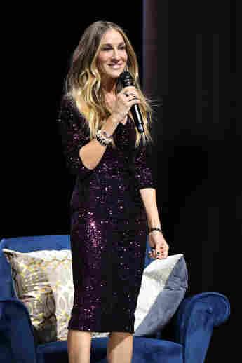 Sarah Jessica Parker im Dezember 2018 in New York City
