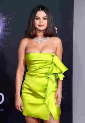 Selena Gomez bei den 2019 American Music Awards am 24. November 2019