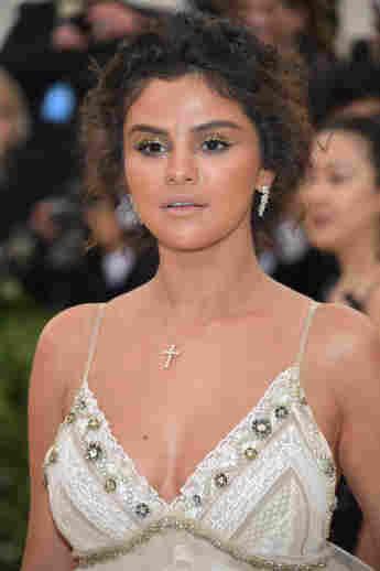 Selena Gomez Met-Gala 2018