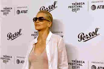 Sharon Stone bei der Persol to Tribeca Festival's 2021 Awards Celebration am 17. Juni 2021