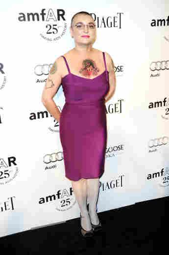 Sinead O'Connor bei der amfAR's Inspiration Gala am 27. Oktober 2011