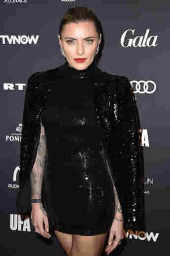 Sophia Thomalla ist Model, Moderatorin und Schauspielerin