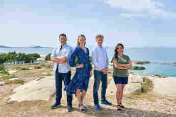 The Biggest Loser – Family Power Couples coaches