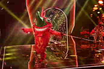 The Masked Singer chili