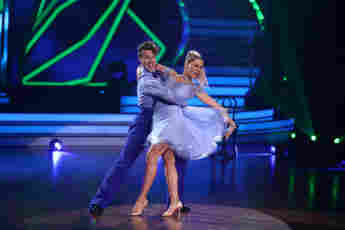 Valentin Lusin und Valentina Pahde bei Let's Dance 2021
