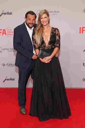Thomas Schubert und Verena Wriedt auf dem roten Teppich der IFA Opening Gala 2019 am 5. September 2019