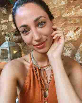 GZSZ-Star Vildan Cirpan Selfie auf Instagram