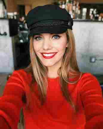 Viviane Geppert Oscars 2019 Los Angeles