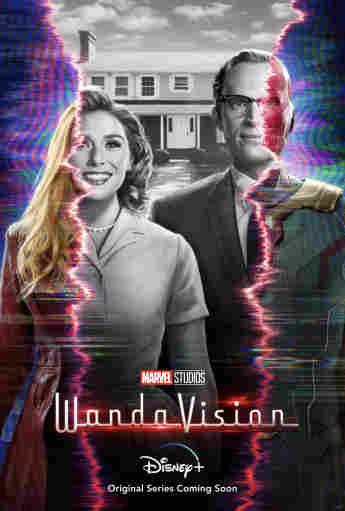 """Elizabeth Olsen und Paul Bettany für """"WandaVision"""""""