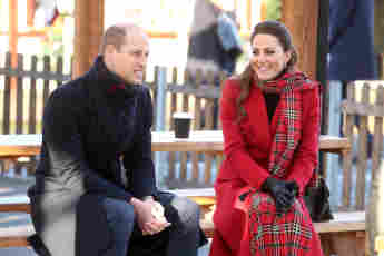 William und Kate teilen süßes Familien-Weihnachtskartenfoto