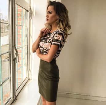 """Die ehemalige """"Bachelor""""-Kandidatin Angelina Heger zeigt sich so dünn wie noch nie"""