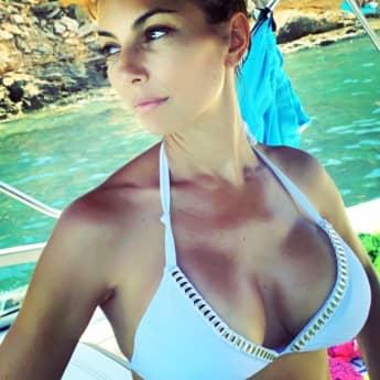 So sexy sieht Dieter Bohlens Freundin Carina im Bikini aus