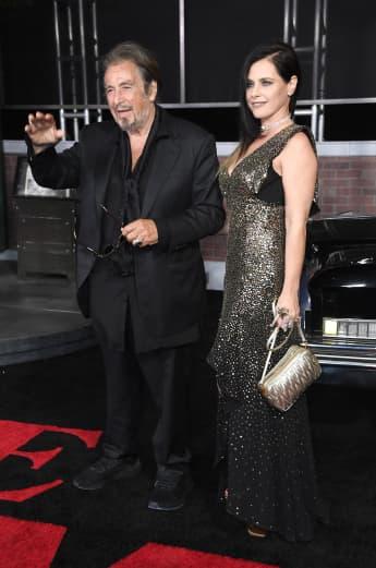 Al Pacino; Al Pacino und Meital Dohan