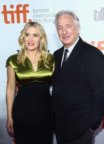 """Alan Rickman und Kate Winslet spielen gemeinsam im Film """"Die Gärtnerin von Versailles"""""""