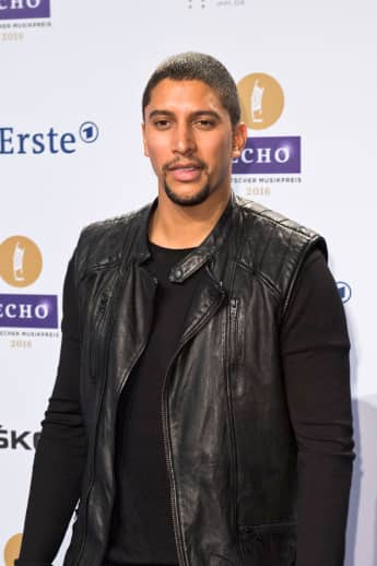 Andreas Bourani bei den Echos 2016