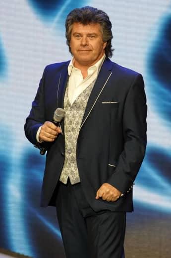 Sänger und Moderator Andy Borg