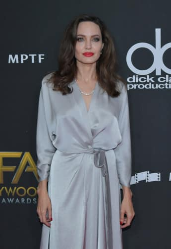 Angelina Jolie beim Hollywood Film Award 2017