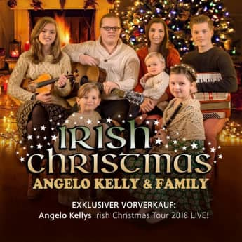 Angelo Kelly Familie Irish Christmas Tour