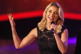 """Anna-Carina Woitschack in der TV-Show """"Schlager des Jahres - Die große Show des Schlagers"""""""