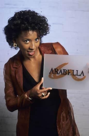 Arabella Kiesbauer moderierte eine Talkshow