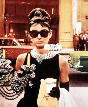 "Audrey Hepburn ""Frühstück bei Tiffany"""