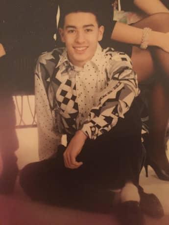 Bülent Ceylan früher 15 Jahre süß Modesünde Komiker