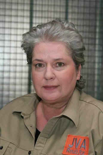"""Barbara Freier in """"Hinter Gittern"""""""