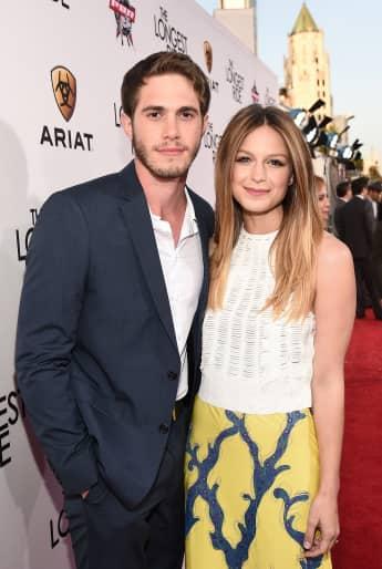 Blake Jenner und Melissa Benoist haben geheiratet