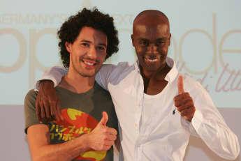 Boris Entrupp und Bruce Darnell, Germany's next Topmodel, Das Supertalent,