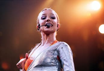 Britney Spears im Jahr 2000