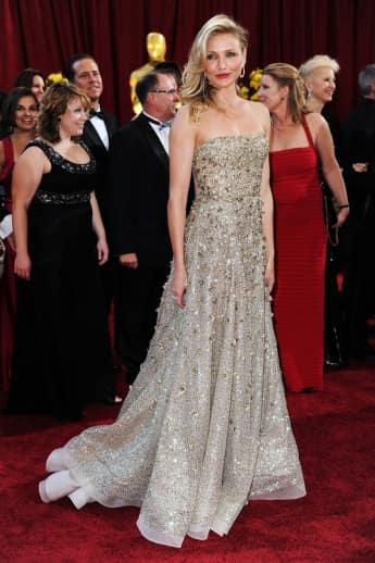 Cameron Diaz bei den Oscars 2010