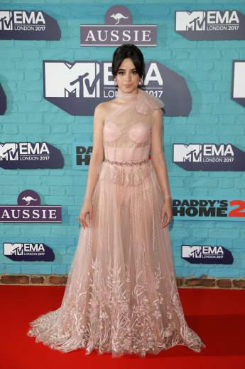 Camila Cabello MTV EMAs 2017