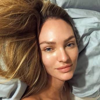 Candice Swanepoel ungeschminkt