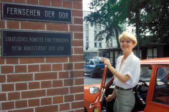 Carmen Nebel im Jahr 1988