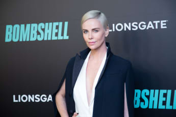 Charlize Theron Kindheit