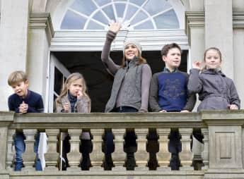 Mary von Dänemark Kinder dänische Königsfamilie
