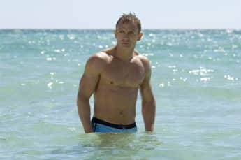 "Daniel Craig in ""Casino Royal"""