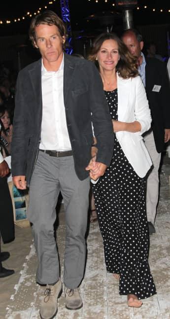 Danny Moder Julia Roberts Paar Ehe verheiratet