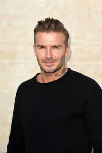David Beckham ist gegen den Austritt von Großbritannien aus der EU